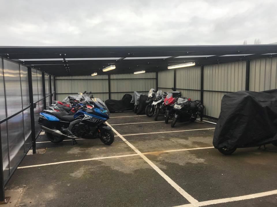 BMW Motorbike port 6