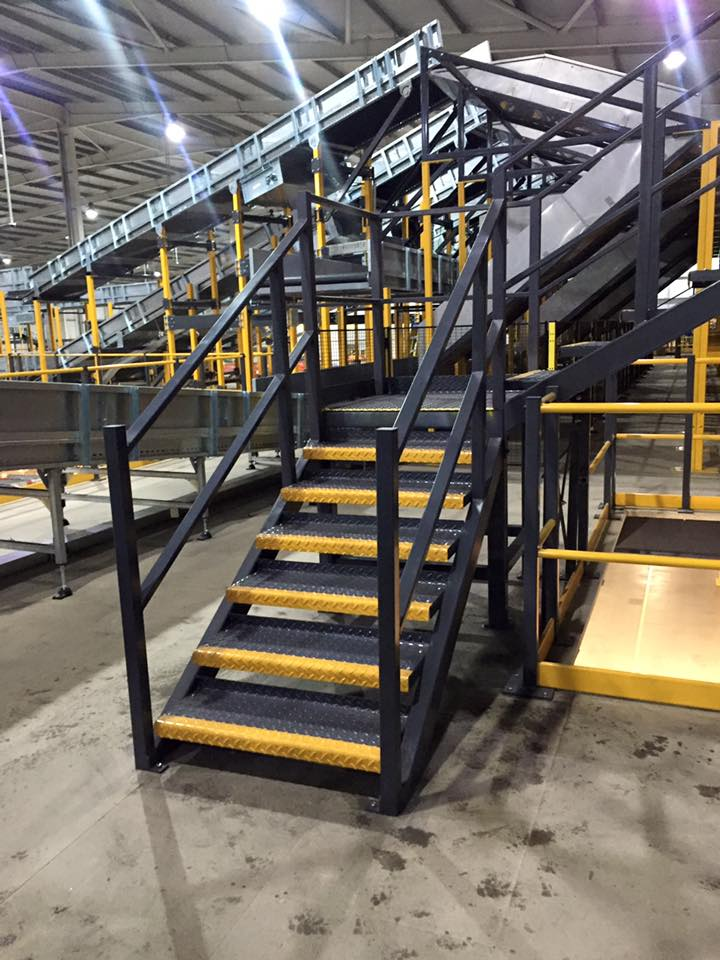 Amazon Stairs