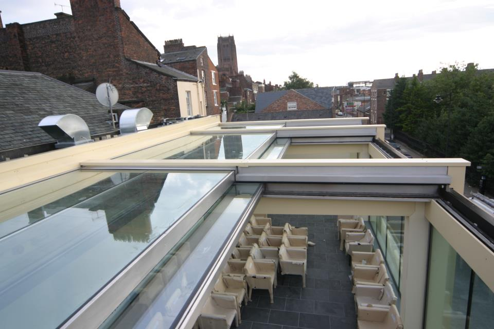 Sliding roofs 3